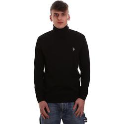 Oblačila Moški Puloverji U.S Polo Assn. 52484 48847 Črna