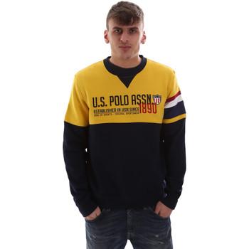 Oblačila Moški Puloverji U.S Polo Assn. 52522 49151 Rumena