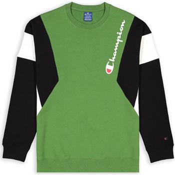 Oblačila Moški Puloverji Champion 213640 Zelena