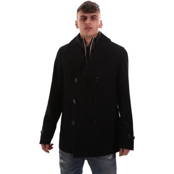 Oblačila Moški Plašči Navigare NV62017 Modra