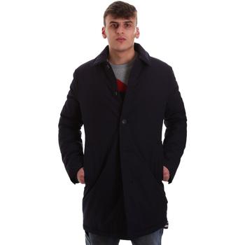 Oblačila Moški Plašči Gaudi 921FU35011 Modra