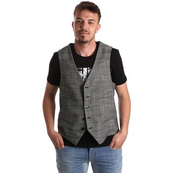 Oblačila Moški Telovniki & Jope Gaudi 921FU35035 Siva