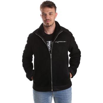 Oblačila Moški Jakne & Blazerji Gaudi 921FU38004 Črna