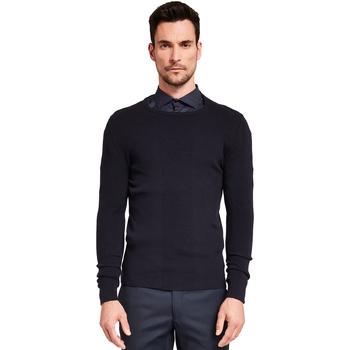 Oblačila Moški Puloverji Gaudi 921FU53015 Modra