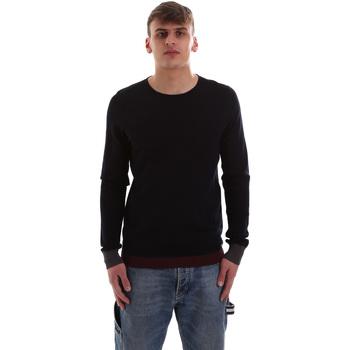 Oblačila Moški Puloverji Gaudi 921FU53039 Modra