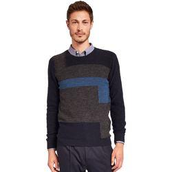 Oblačila Moški Puloverji Gaudi 921FU53044 Modra