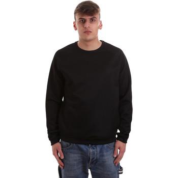 Oblačila Moški Puloverji Gaudi 921FU64029 Črna