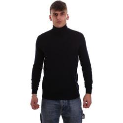 Oblačila Moški Puloverji Gaudi 921FU53001 Modra