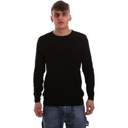 Oblačila Moški Puloverji Gaudi 921BU53004 Črna