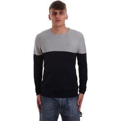 Oblačila Moški Puloverji Gaudi 921BU53010 Modra