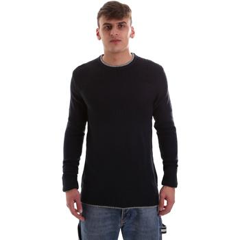 Oblačila Moški Puloverji Gaudi 921BU53022 Modra
