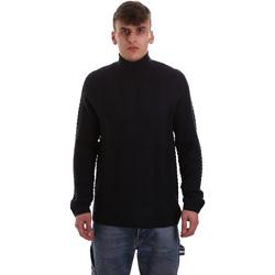 Oblačila Moški Puloverji Gaudi 921BU53032 Modra