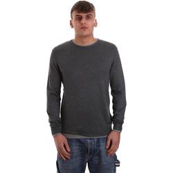 Oblačila Moški Puloverji Gaudi 921BU53036 Siva