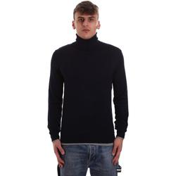 Oblačila Moški Puloverji Gaudi 921BU53040 Modra