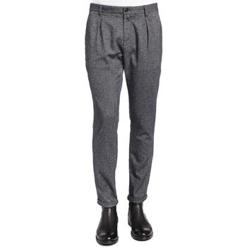 Oblačila Moški Elegantne hlače Gaudi 921BU25018 Črna