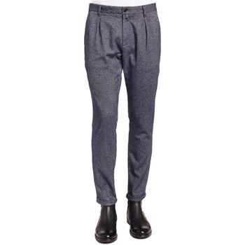 Oblačila Moški Elegantne hlače Gaudi 921BU25018 Modra
