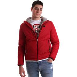 Oblačila Moški Jakne Gaudi 921BU35006 Rdeča