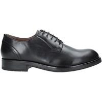 Čevlji  Moški Čevlji Derby Nero Giardini A901110U Črna