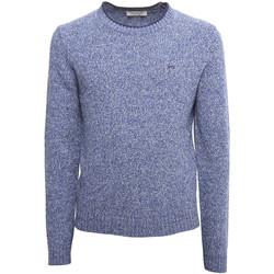Oblačila Moški Puloverji NeroGiardini A974510U Modra