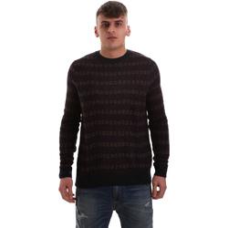 Oblačila Moški Puloverji Antony Morato MMSW00972 YA400113 Modra