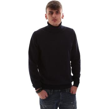 Oblačila Moški Puloverji Antony Morato MMSW00975 YA200055 Modra