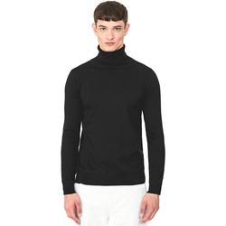 Oblačila Moški Puloverji Antony Morato MMSW00975 YA200055 Črna