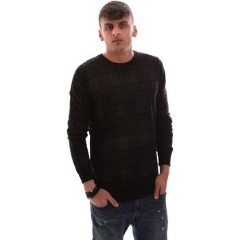 Oblačila Moški Puloverji Antony Morato MMSW00985 YA400006 Črna