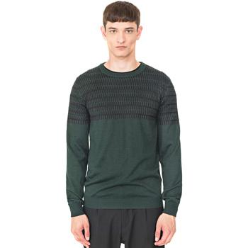 Oblačila Moški Puloverji Antony Morato MMSW00994 YA400006 Zelena