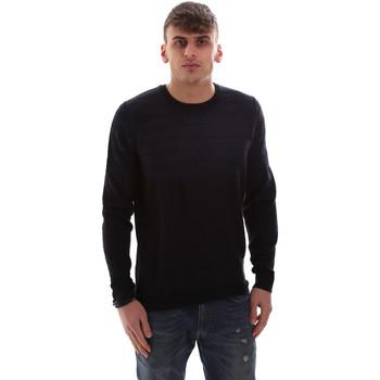 Oblačila Moški Puloverji Antony Morato MMSW00994 YA400006 Modra