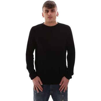 Oblačila Moški Puloverji Antony Morato MMSW00998 YA200038 Črna