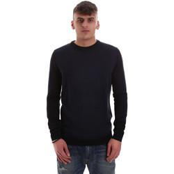 Oblačila Moški Puloverji Antony Morato MMSW01000 YA400006 Modra