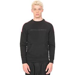 Oblačila Moški Puloverji Antony Morato MMFL00549 FA150048 Črna