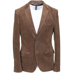Oblačila Moški Jakne & Blazerji Antony Morato MMJA00406 FA300011 Rjav