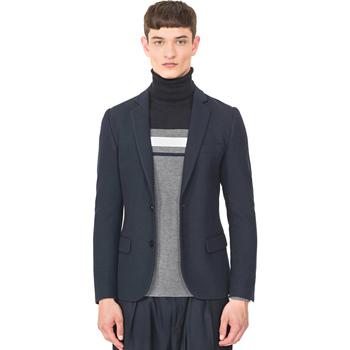 Oblačila Moški Jakne & Blazerji Antony Morato MMJA00407 FA100130 Modra