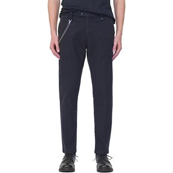 Oblačila Moški Hlače Chino / Carrot Antony Morato MMTR00526 FA800094 Modra
