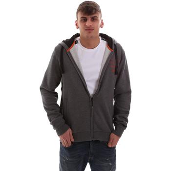 Oblačila Moški Puloverji Ea7 Emporio Armani 6GPM20 PJ07Z Siva