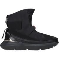 Čevlji  Moški Visoke superge Ea7 Emporio Armani X8Z020 XK123 Črna