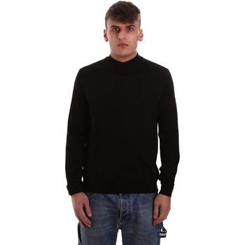 Oblačila Moški Puloverji Navigare NV11006 32 Črna