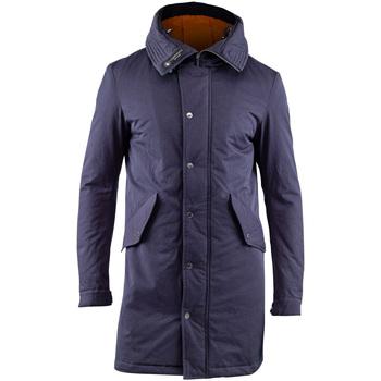 Oblačila Moški Parke Lumberjack CM37821 003 505 Modra