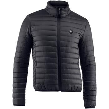 Oblačila Moški Puhovke Lumberjack CM37822 005 407 Črna