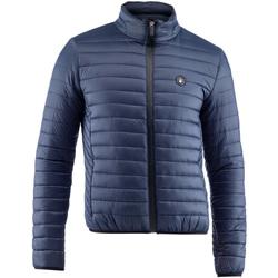 Oblačila Moški Puhovke Lumberjack CM37822 005 407 Modra