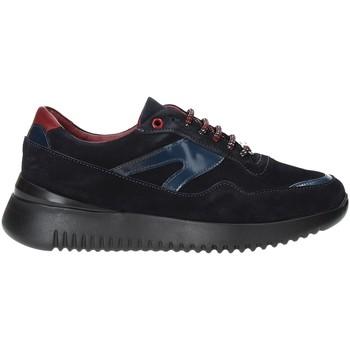 Čevlji  Moški Nizke superge Exton 335 Modra