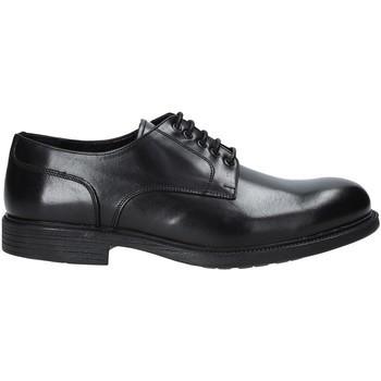 Čevlji  Moški Čevlji Derby Rogers 6500_4 Črna