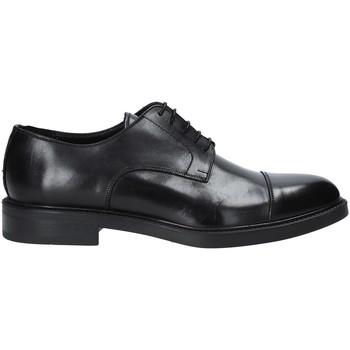 Čevlji  Moški Čevlji Derby Rogers 1001_4 Črna