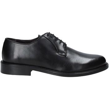 Čevlji  Moški Čevlji Derby Rogers 4000_4 Črna