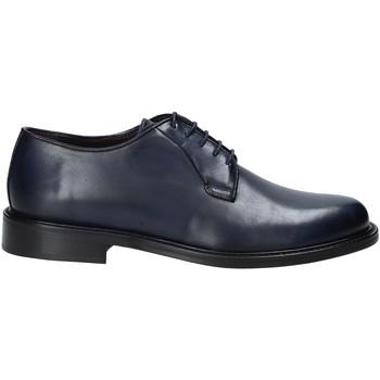 Čevlji  Moški Čevlji Derby Rogers 4000_4 Modra