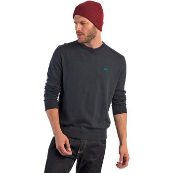 Oblačila Moški Puloverji La Martina OMS005 YW020 Modra