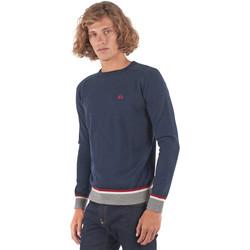 Oblačila Moški Puloverji La Martina OMS021 YW025 Modra