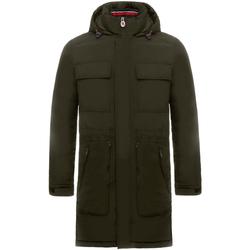 Oblačila Moški Plašči Invicta 4432370/U Zelena