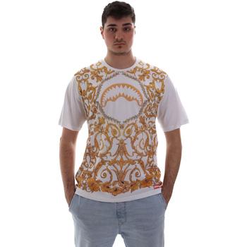 Oblačila Moški Majice s kratkimi rokavi Sprayground SP019S Biely